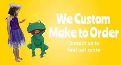 We Custom Costumes Make to Order