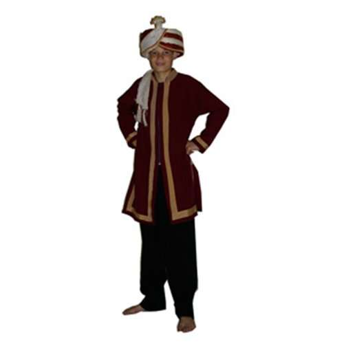 Childrens Indian Turban Costume for Hire