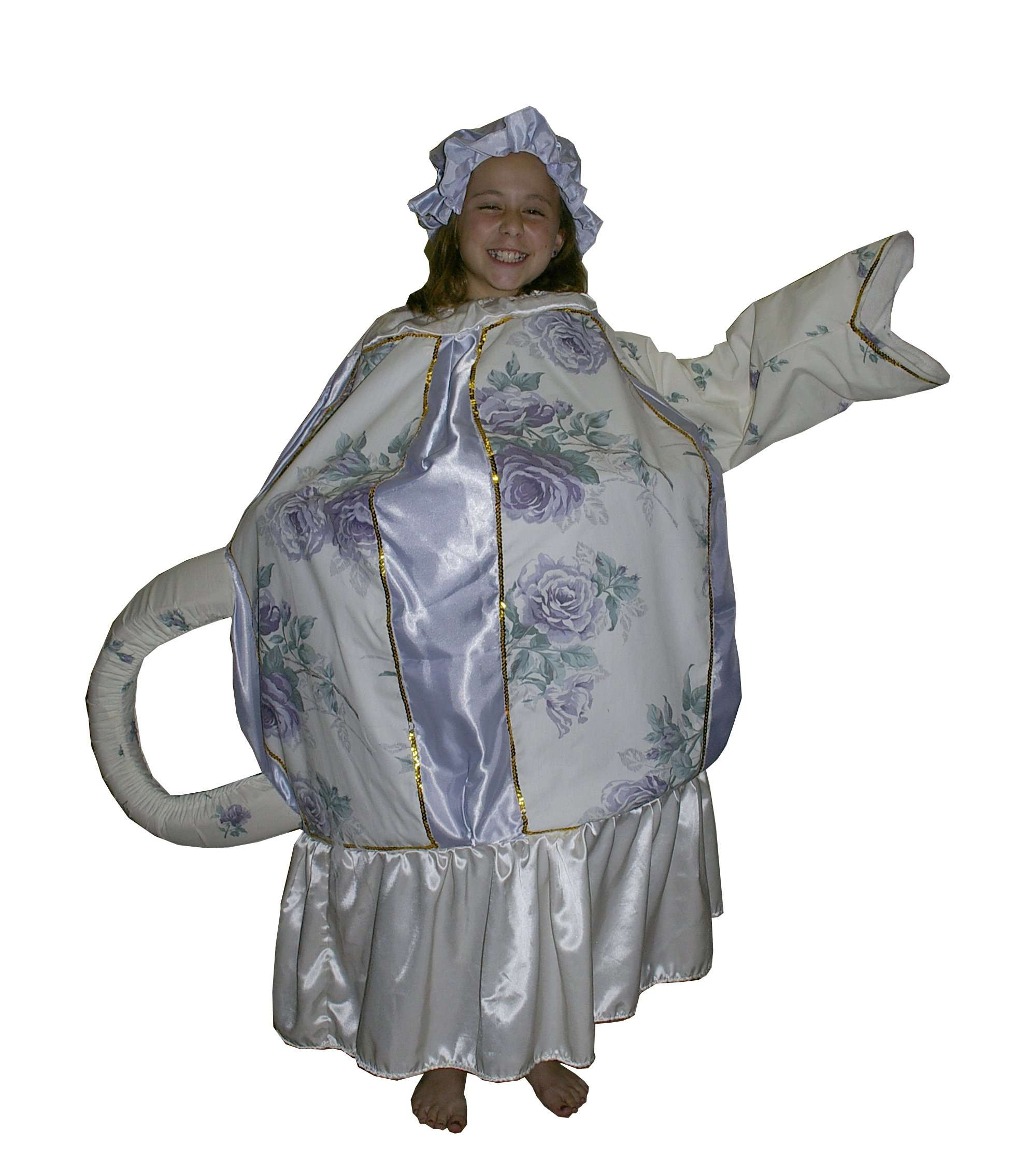 Mrs Potts Teapot Character Costumes Without Drama