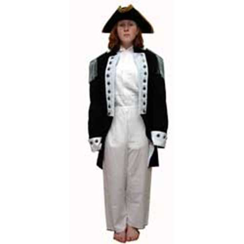 Childrens Military Jacket Costume for Hire